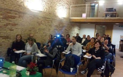 U Anconi se održava radionica projekta Turizam za sve - Tourism4all