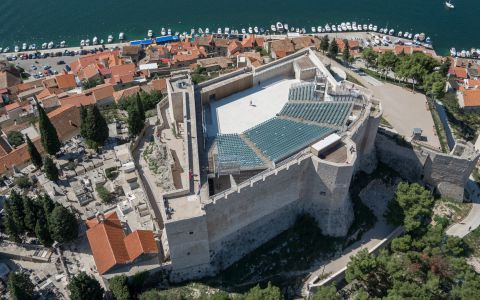 Die Festung des hl. Michael