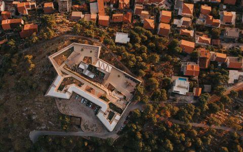 Die Festung Barone