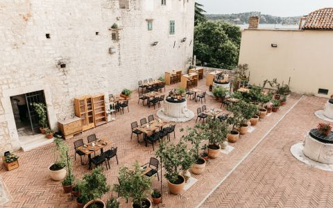 Das Restaurant Pelegrini